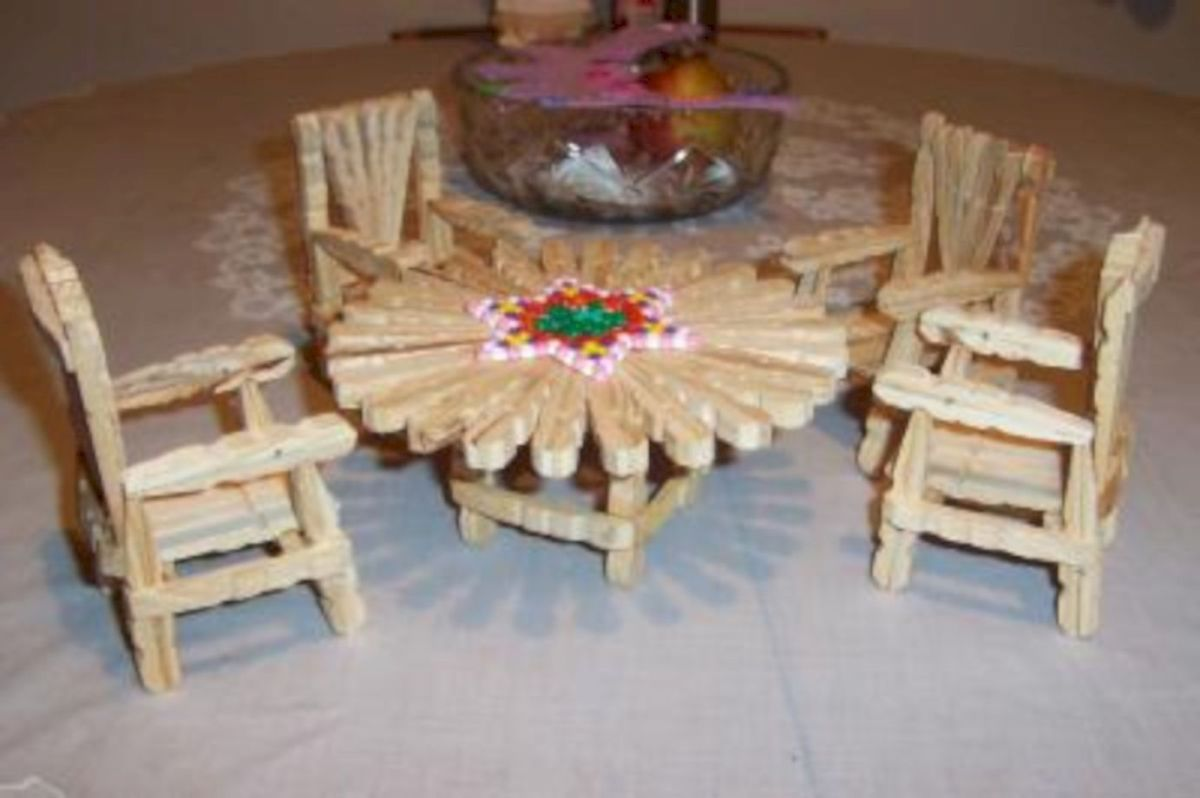 Diy barbie doll furniture 04