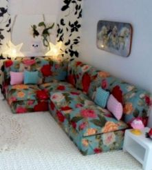 Diy barbie doll furniture 30