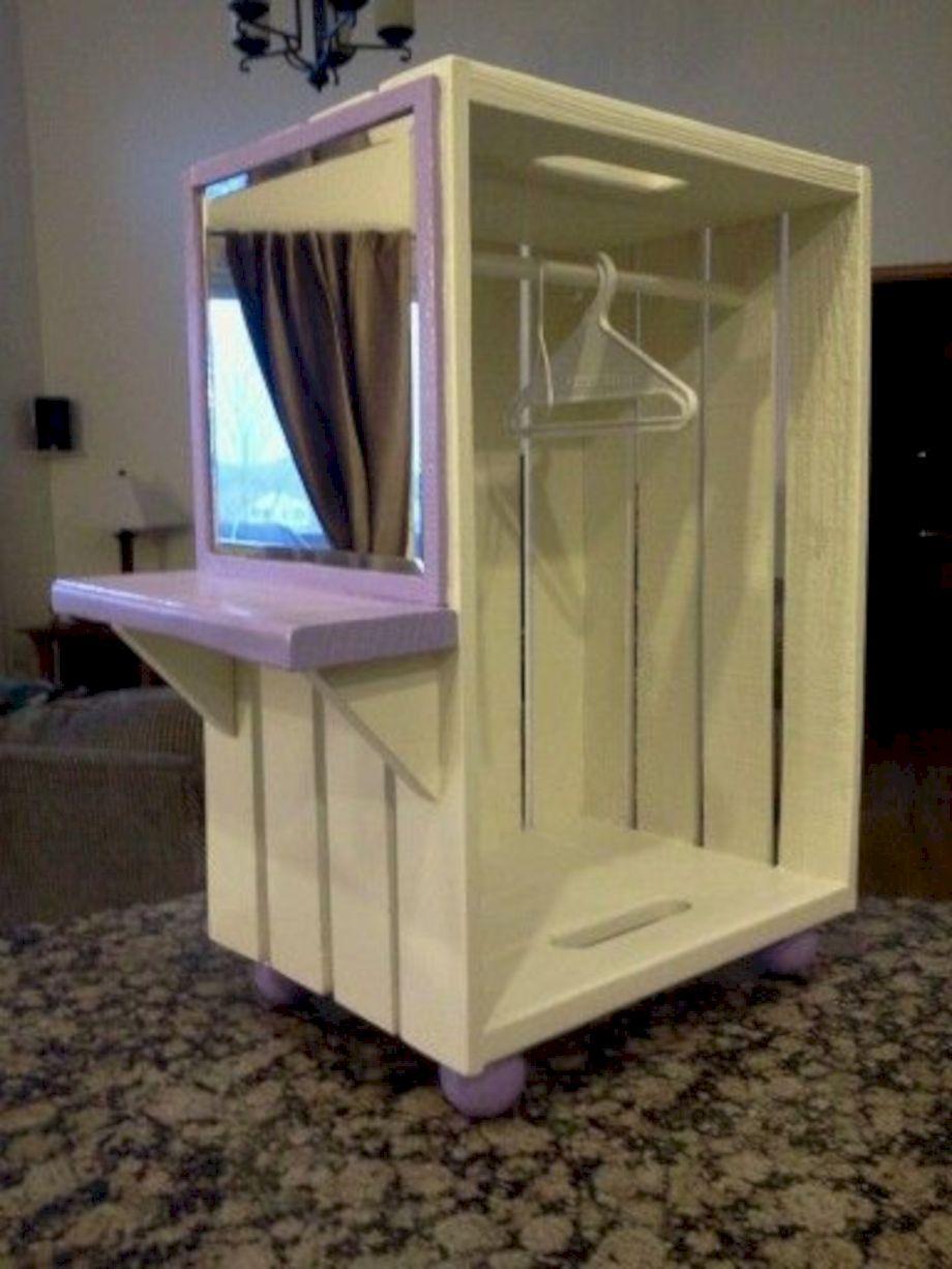 Diy barbie doll furniture 41