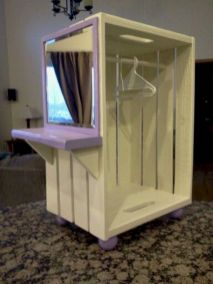 Diy barbie doll furniture 41