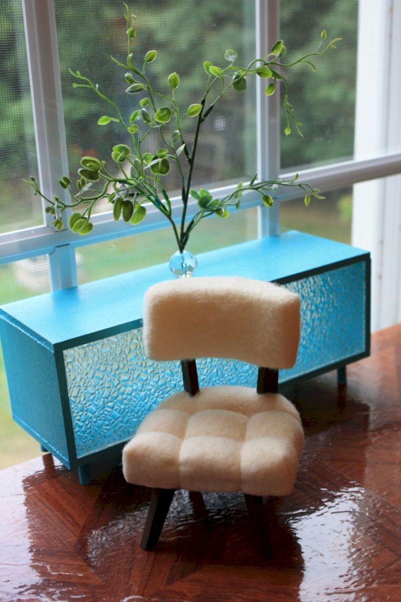 Diy barbie doll furniture 52
