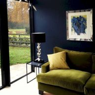 Dark green living room furniture 07