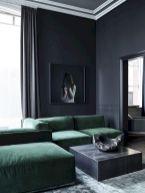 Dark green living room furniture 08