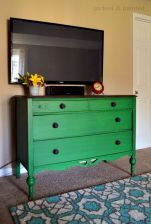 Dark green living room furniture 18