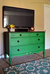 Dark green living room furniture 18