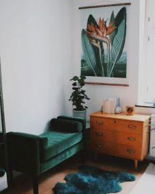 Dark green living room furniture 26