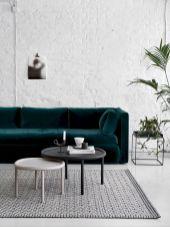 Dark green living room furniture 35