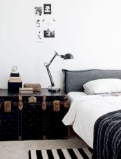 Design for men's apartment 25
