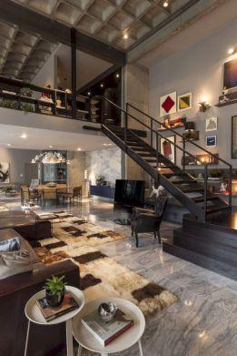 Design for men's apartment 48
