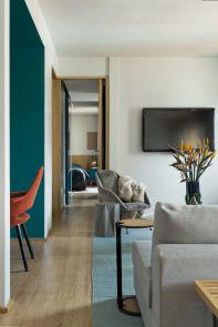 Design for men's apartment 51
