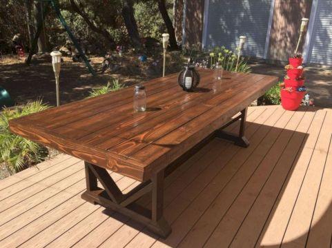 Diy outdoor patio furniture 18
