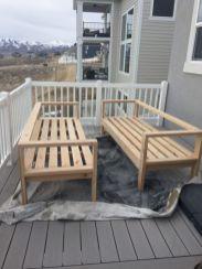Diy outdoor patio furniture 20