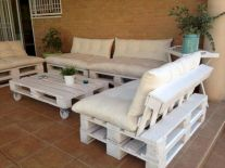 Diy outdoor patio furniture 27