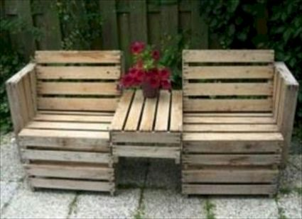 Diy outdoor patio furniture 30