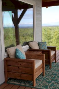 Diy outdoor patio furniture 40