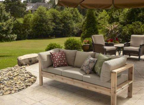 Diy outdoor patio furniture 41