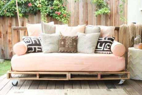 Diy outdoor patio furniture 47