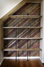 Easy and affordable diy wood closet shelves ideas 01