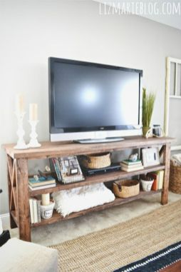 Easy and affordable diy wood closet shelves ideas 24