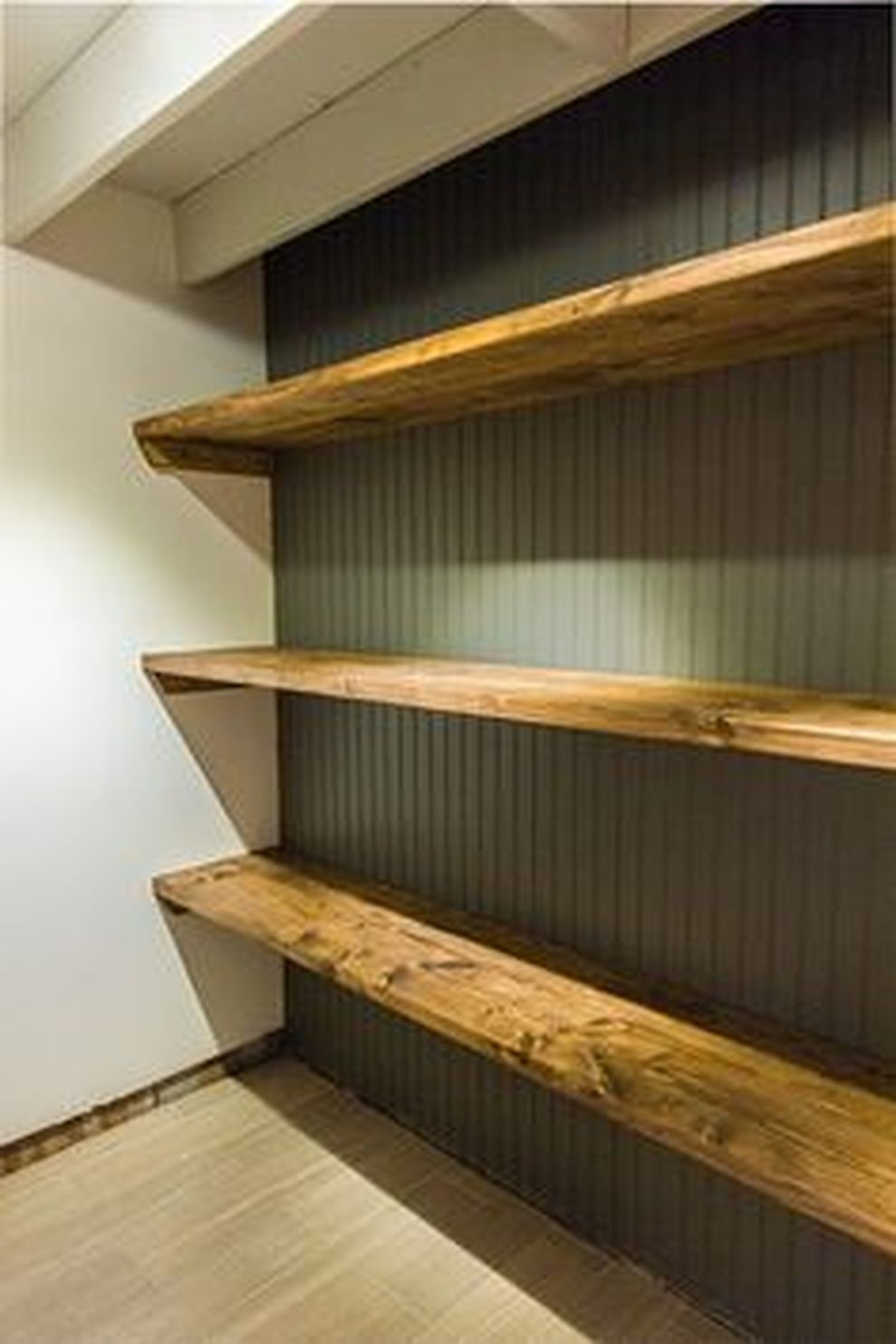 Easy And Affordable Diy Wood Closet Shelves Ideas 42