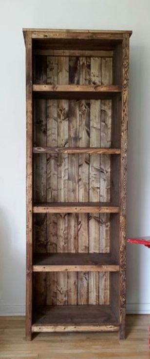 Easy and affordable diy wood closet shelves ideas 57