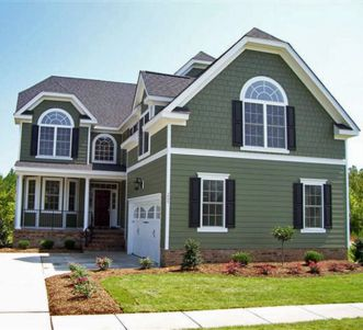 40 Exterior House Colors With Brown Roof - Round Decor