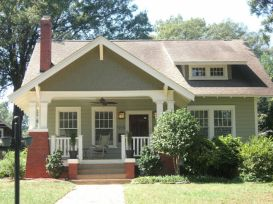 Exterior house colors with brown roof 25