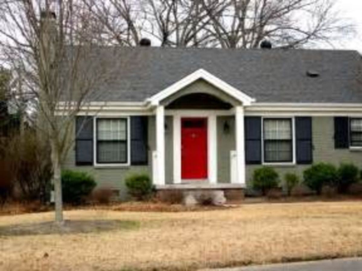 Exterior paint color ideas for mobile homes 38