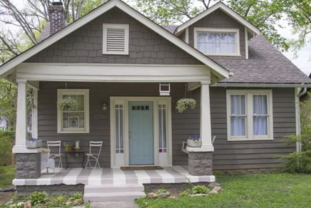 Exterior paint schemes for bungalows 24