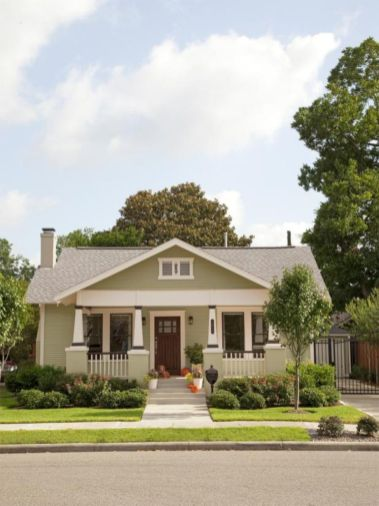 Exterior paint schemes for bungalows 35