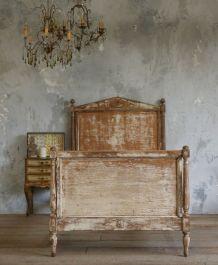 Gray shabby chic furniture 05