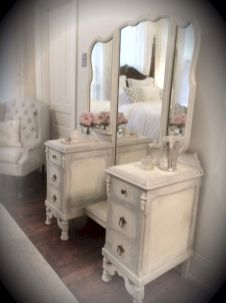 Gray shabby chic furniture 06