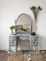 Gray shabby chic furniture 19