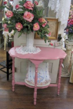 Gray shabby chic furniture 23