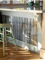 Gray shabby chic furniture 24