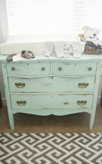 Gray shabby chic furniture 25