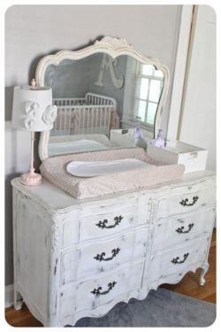 Gray shabby chic furniture 29