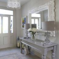 Gray shabby chic furniture 31