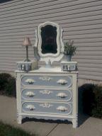 Gray shabby chic furniture 32