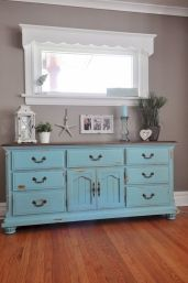 Gray shabby chic furniture 37