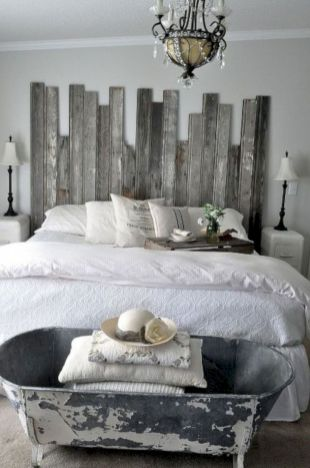 Gray shabby chic furniture 56