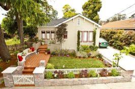 Inspiring small front garden ideas on a budget 03