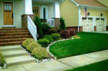 Inspiring small front garden ideas on a budget 22