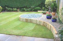 Inspiring small front garden ideas on a budget 47