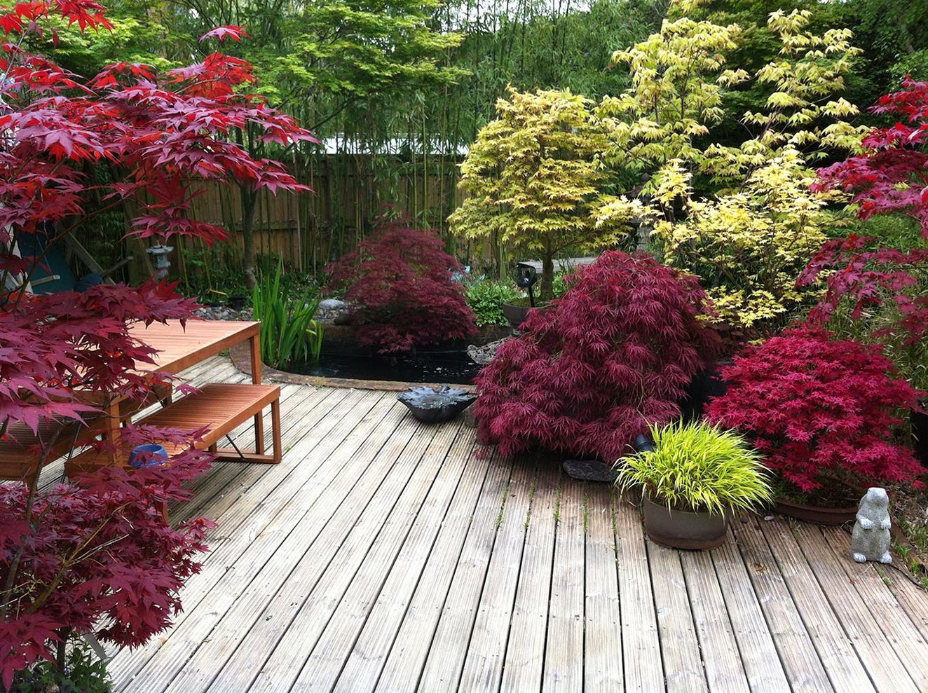 Inspiring Small Japanese Garden Design Ideas 06