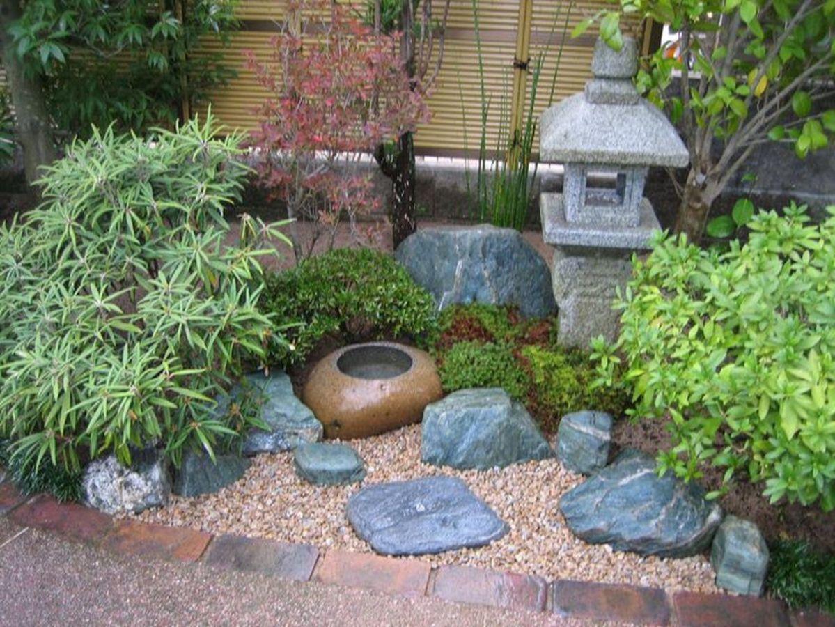 Inspiring small japanese garden design ideas 14