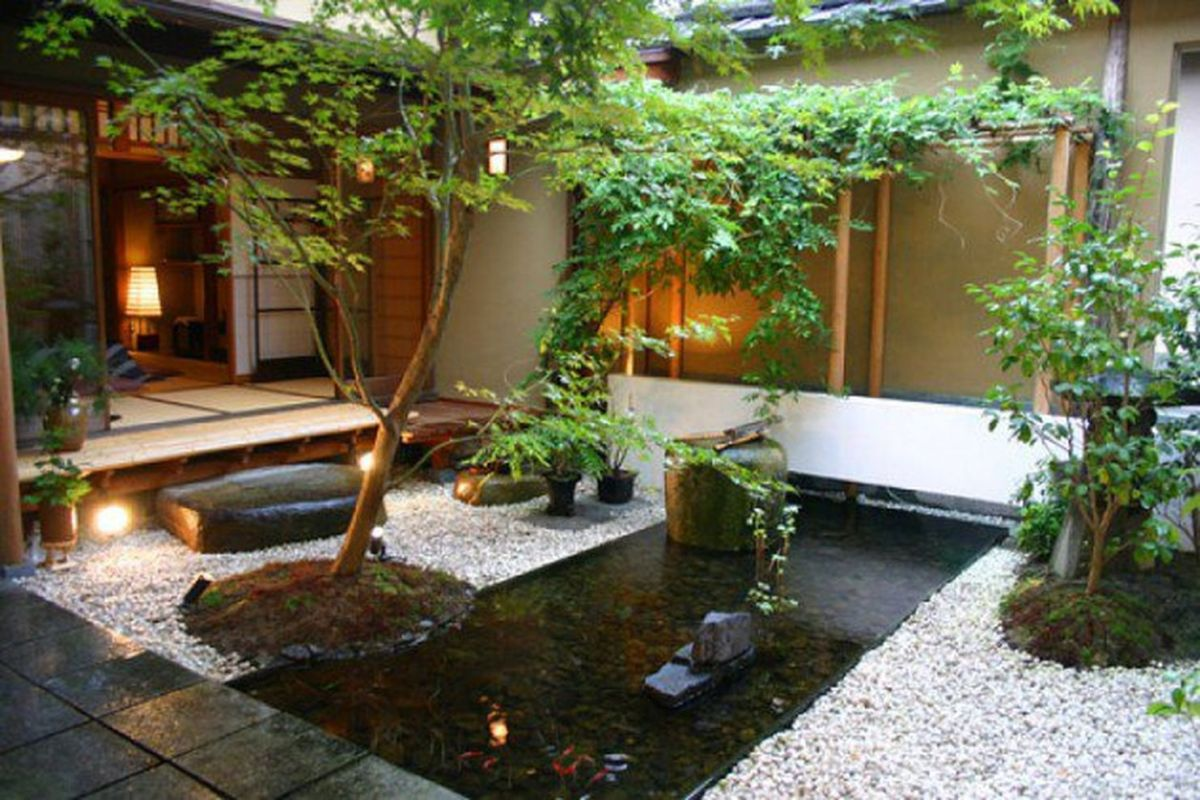 Inspiring small japanese garden design ideas 20