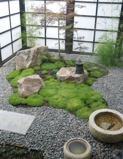 Inspiring small japanese garden design ideas 41
