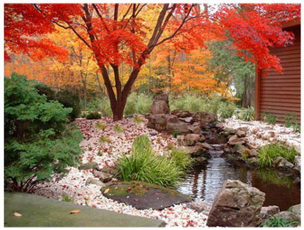 oriental garden design ideas 66 Inspiring Small Japanese Garden Design Ideas - Round Decor