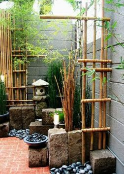 Inspiring small japanese garden design ideas 64